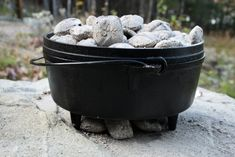 DUTCH-OVEN RECIPES.