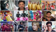 HNY - Charlie's different looks