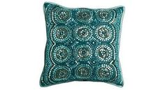 eclectic pillows by Pier 1 Imports