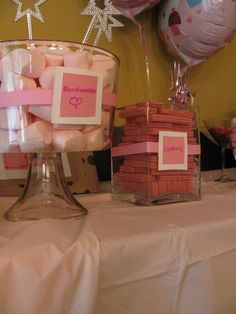 DIY and CHEAP Baby Girl Birthday Party