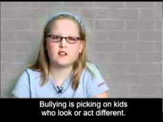 What Bullying Is