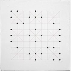 #193 Sudoku – A new minimal geometric composition each day