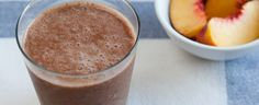 Non-dairy Cocoa-Date Smoothie