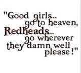 Redheads. stuff, red hair, ginger, funni, true, redhead quot, redheads, red head, thing