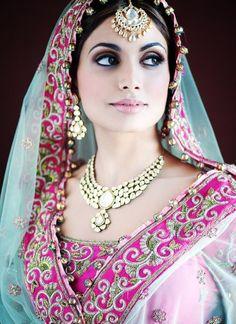 Bride beautiful