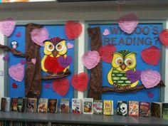bulletin board, owl bulletin, owl classroom