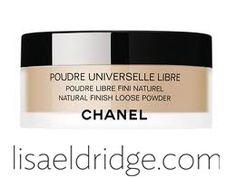 CHANEL Poudre Universelle Libre. #Wedding #Bridal #Makeup http://www.lisaeldridge.com/