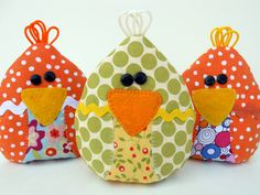 (BooBoo Birds!) these are rice bags. You keep them in your freezer and pull them out for the bumps and bruises. They would bring a smile to any teary eye