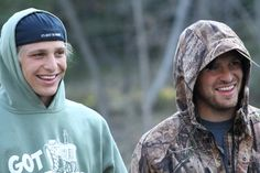 John and Tim King from season four of #FarmKings all new NOW!