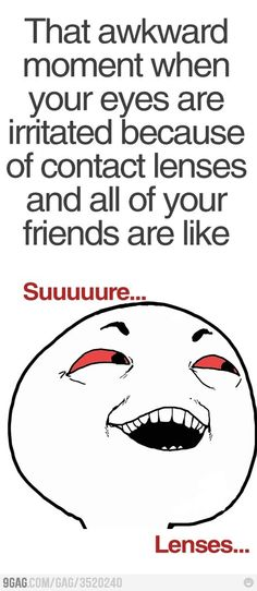 happens to me everytime...