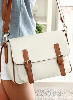 Cute Preppy Cross Body Bag