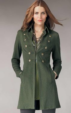 Cavilleri Jacket from the Love Story collection.