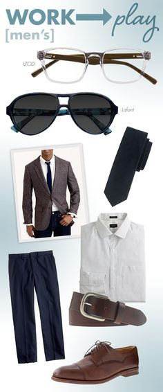 Transitioning from Work to Play in Spexy Fashion: http://eyecessorizeblog.com/2014/09/transitioning-work-play-spexy-fashion/