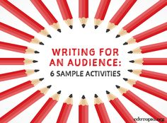 Meaningful writing tasks by grade level. Great activities for your students!