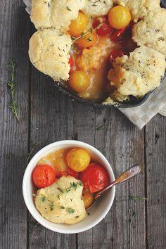 Tomat Cobbler