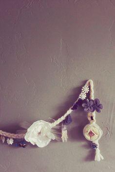 yarn jewlery holder