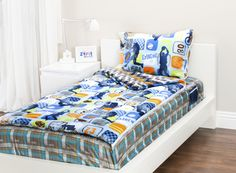 Zipit Bedding Mix 'N Match with Extreme Sports and Wild Animals. Zipit Bedding is America's FIRST all-in-one zippered bedding that will forever change the way people, of ALL ages, make their beds! Simply put, it works like a Sleeping Bag… you just Zipit!