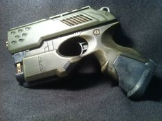 HALO style Scout by Johnson Arms -- http://johnsonarms.wordpress.com/