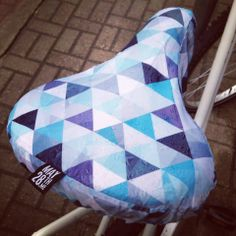 Bike seat covers by the Latvian brand May28th, Riga.