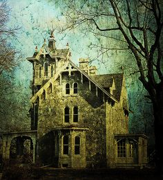 haunted house old homes, old buildings, dream homes, haunted houses, abandon hous, old houses, abandoned mansions, abandoned houses, stone houses