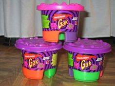 Remember Gak? man it was awesome