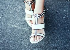 these shoes could marry me rachel zoe, debra tstrap, summer shoes, spring summer, white, tstrap wedg, wedges, sandals, black