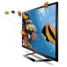 LG 47LM6200 47-Inch Cinema 3D 1080p 120Hz LED-LCD HDTV with Smart TV and Six Pairs of 3D Glasses --- http://www.pinterest.com.mnn.co/655