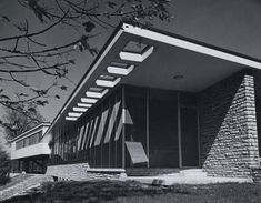 The Wermuth House by Eero Saarinen 1942