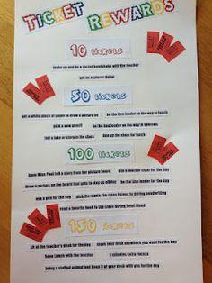 A Love for Teaching ~ cute blog from a 2nd grade teacher
