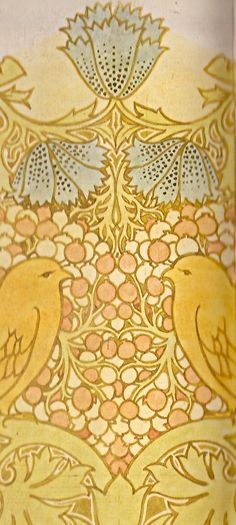 Arts And Crafts Movement Textiles