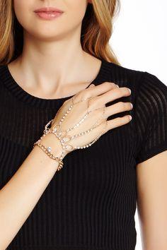 Rihanna Hand Bracelet
