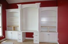 bookshelves   Gallery :: Offices & Bookshelves