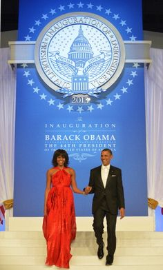 The President and the First Lady