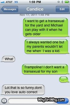 transexuals always make great gifts #lol