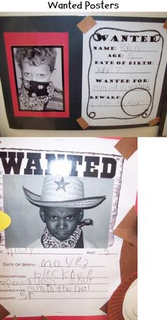 Texas Unit-I do this photo and the parents just go crazy over it!    teacherslittlechilren.com