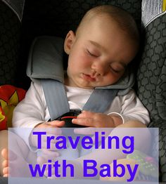 Traveling with infants.... this will come in handy very soon