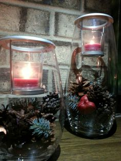 Partylite Clearly Creative trio