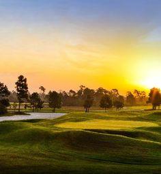 PGA Golf Club at PGA Village (Port St. Lucie, FL) - Hole No. 14 on the Dye Course    @PGAVillage