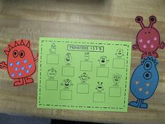Counting Monsters