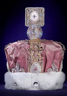 Faberge crown design for the Jubilee