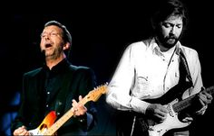 Clapton - then and now