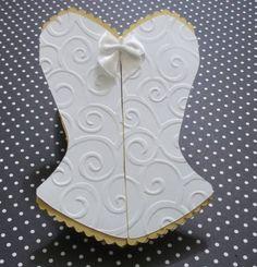 Convite Corpete, para Chá de Lingerie, Festa de 15 anos, Sweet Sixteen 15 ano, cháde lingeri