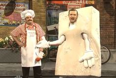 WATCH: Justin Timberlake Brings it on Down to Veganville on SNL