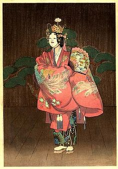 japonesices:    Elizabeth Keith, Shigiyama in 'Hagamoro' 1936 on Flickr.