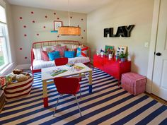 Kid's Bedroom Tour From Blog Cabin 2014
