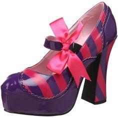 Funtasma by Pleaser Women's Kitty-32/PURHP Pump,Purple/Hot Pink Patent,11 M US Funtasma http://www.amazon.com/dp/B003HVG0AI/ref=cm_sw_r_pi_dp_zfSXtb1034DZ7HC7