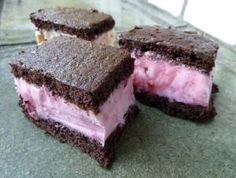 Make these ice cream sandwiches the night before a party and slice them at the last minute.