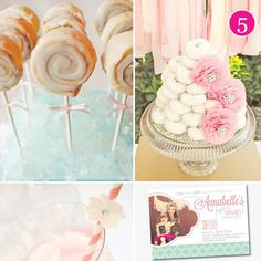 Itsy Belle's Sugar & Spice Birthday Brunch was featured as one of Hostess with the Mostess's Party of 5 today!!! ♥