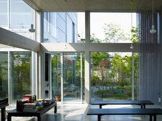 kochi architect's studio: garden house