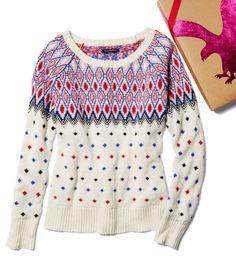 isl sweater, sweaters, fashion, fair isl, style, cloth, festiv fair, american eagl, closet